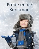 Frede en de Kerstman (Dutch Edition) - Book Cover