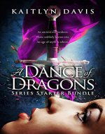 A Dance of Dragons: Series Starter Bundle - Book Cover