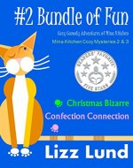 #2 Bundle of Fun - Humorous Cozy Mysteries - Funny...