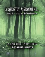 A Ghostly Assignment - Book Cover