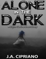Alone in the Dark - Book Cover