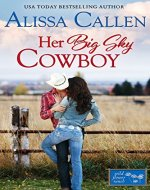 Her Big Sky Cowboy (Wildflower Ranch Book 3) - Book Cover