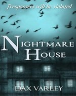 Nightmare House (A Haunting Novella) - Book Cover