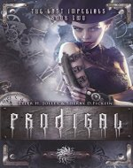 Prodigal (The Lost Imperials Series Book 2) - Book Cover