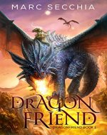 Dragonfriend - Book Cover