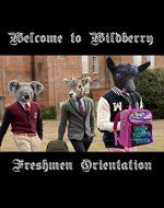 Welcome to Wildberry - Book Cover