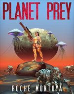 Planet Prey - Book Cover