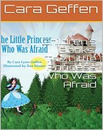 Children's Books: The Little Princess Who Was Afraid - Book Cover