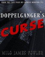 Doppelgänger's Curse - Book Cover