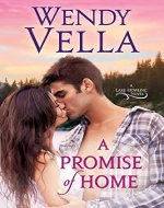 A Promise Of Home (A Lake Howling Novel Book 1) - Book Cover