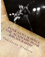 Punk Goes Science: The Academic Punk Bibliography - Book Cover