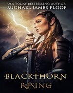 Blackthorn Rising: Legends of Agora - Book Cover