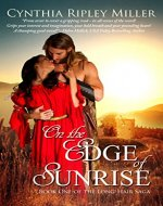 On the Edge of Sunrise - Book Cover