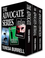 The Advocate Series: Box Set - Book Cover
