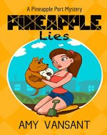 Pineapple Lies - Book Cover