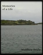 Memories of a Life - Book Cover