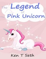 The Pink Unicorn - Book Cover