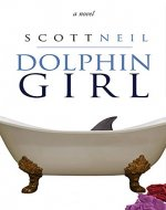 Dolphin Girl - Book Cover