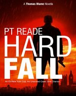 HARD FALL: A gripping, noir thriller (Thomas Blume Book 1) - Book Cover