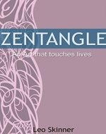 Zentangle: Zentangle - An art that touches lives (zentangle art Book 2) - Book Cover