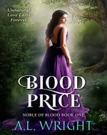 Blood Price (Noble of Blood Book 1) - Book Cover