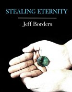 Stealing Eternity (The Diamond War Book 1) - Book Cover