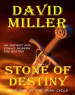 Stone of Destiny (The Irish Cycle Book 1) - Book Cover