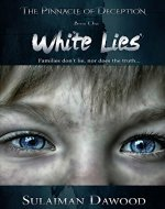White Lies (The Pinnacle of Deception Book 1) - Book Cover