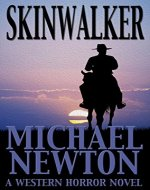 Skinwalker: A Western Horror Novel - Book Cover