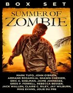 Summer Of Zombie : 12 ebook box set - Book Cover