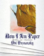 Now I Am Paper - Book Cover