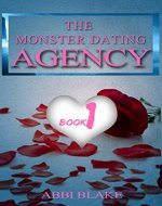 The Monster Dating Agency - Book Cover