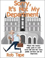 Sorry, It's Not My Department - Book Cover