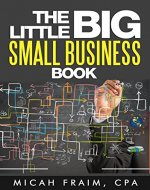 The Little Big Small Business Book - Book Cover