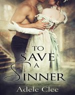 To Save a Sinner - Book Cover