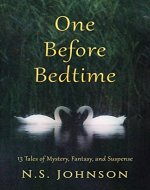One before Bed - Book Cover