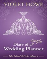 Diary of a Single Wedding Planner - Book Cover