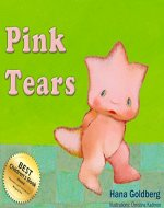 Pink Tears: Best Children's Book Award (Ages 3-9) - Book Cover