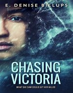 Chasing Victoria - Book Cover