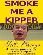 Smoke me a Kipper - Book Cover