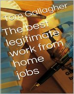 The best legitimate work from home jobs - Book Cover