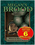 Megan's Brood: Book One - Book Cover