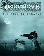 Donbridge: The Ring of Lazarus - Book Cover