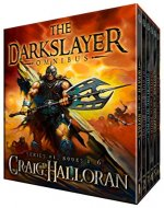 The Darkslayer Omnibus (Series 1, Boxed Set, Books 1 thru 6) - Book Cover