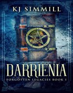 Darrienia (Forgotten Legacies Book 1) - Book Cover
