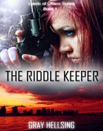 The Riddle Keeper (Lands of Chaos Book 1) - Book Cover