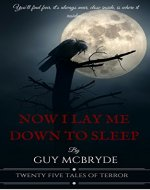 Now I Lay Me Down To Sleep - Book Cover
