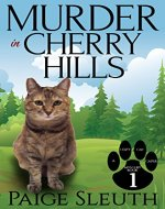Murder in Cherry Hills - Book Cover