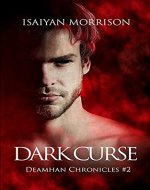 Dark Curse (Deamhan Chronicles Book 2) - Book Cover