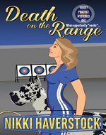 Death on the Range: Target Practice Mysteries 1 - Book Cover